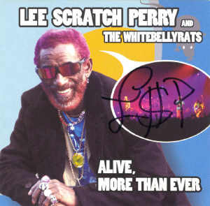 Lee Perry - Alive More Than Ever
