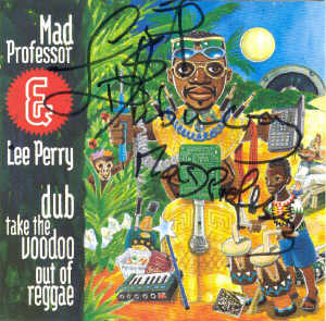 Lee Perry - Dub Take The Voodoo Out Of Reggae