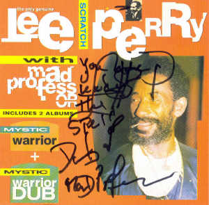 Lee Perry - Mystic Warrior + Mystic Warrior Dub