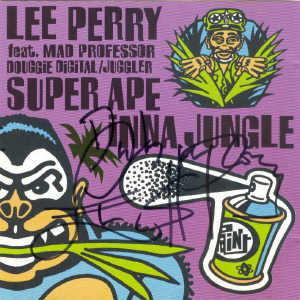 Lee Perry - Super Ape Inna Jungle