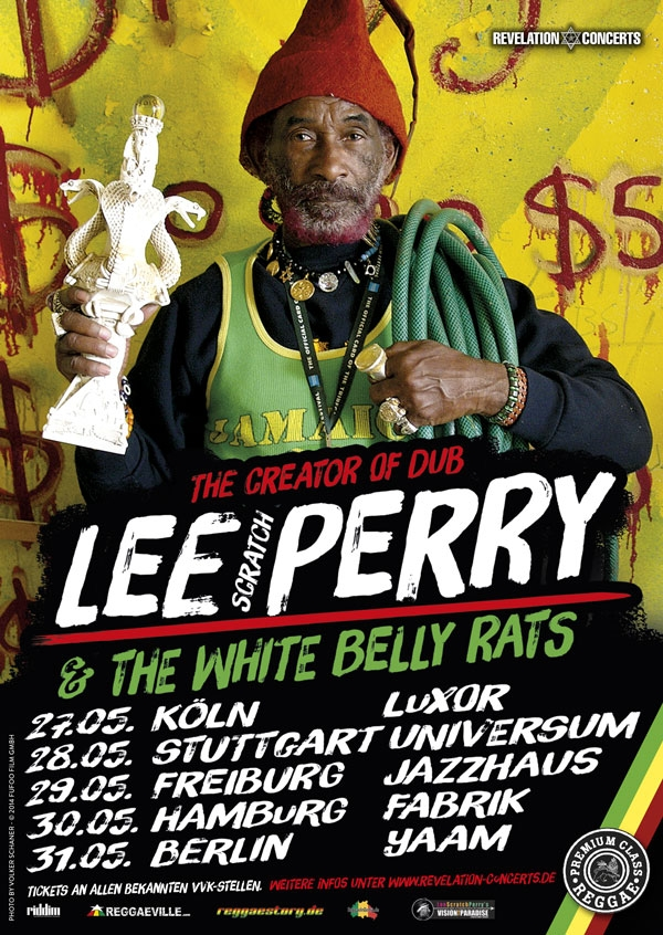 Lee Perry & WBR