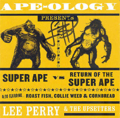Lee Perry - Ape-Ology