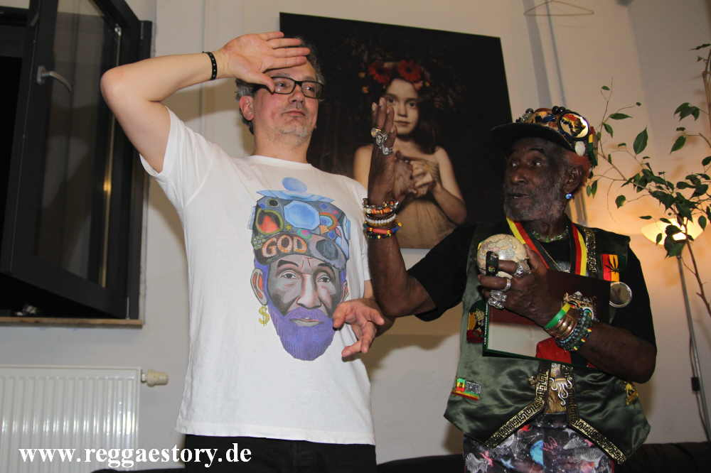 Volker Schaner & Lee Scratch Perry