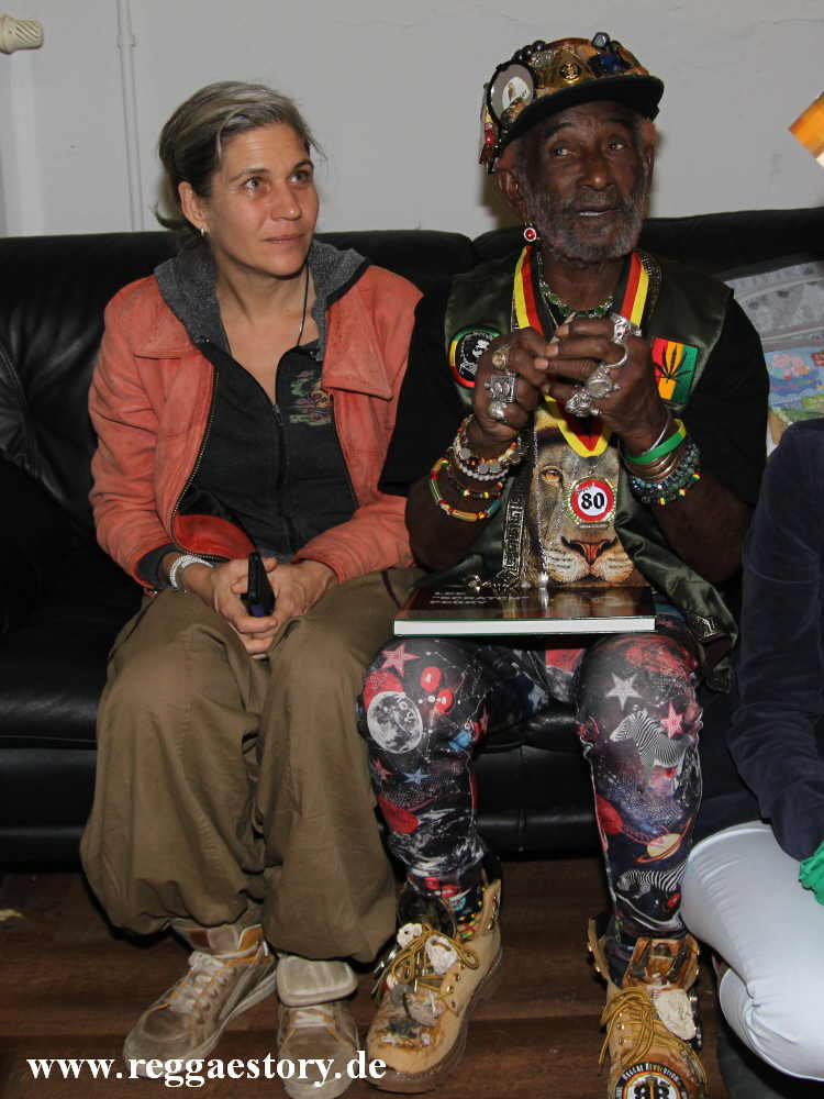 Daniela Schmid & Lee Scratch Perry