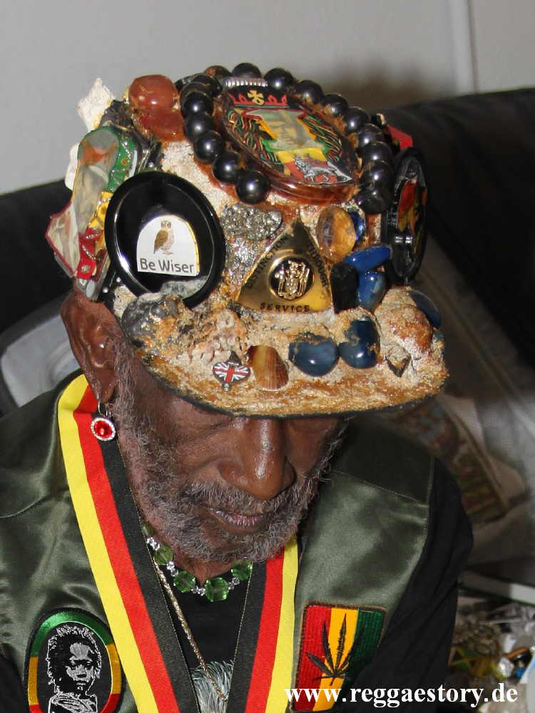 Lee Scratch Perry - Space Cap