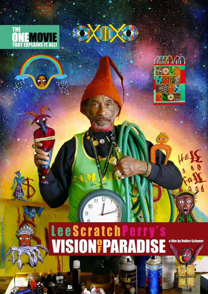 Lee Scratch Perry´s Vision Of Pardise