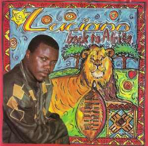 Luciano - Back To Africa - Album 1994