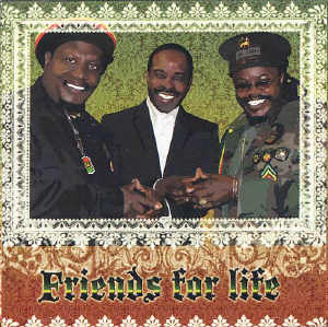 Luciano + Mikey General - Friends For Life - Album 2007