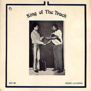 Dennis Alcapone - King Of The Track - Album 1974