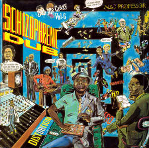 Mad Professor - Dub Me Crazy 6 - Album 1986