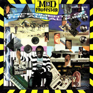 Mad Professor - Dub Me Crazy 8 - Album 1988