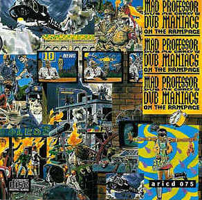 Mad Professor - Dub Me Crazy 12 - Album 1992