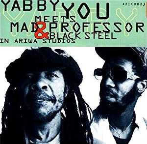 Yabby You Meets Mad Professor - Album 1993