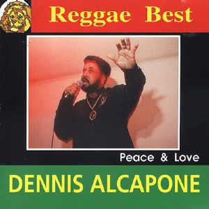 Dennis Alcapone - Peace & Love - Album 1995