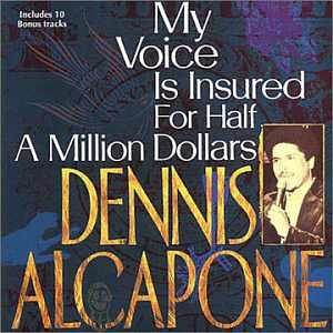 Dennis Alcapone - My Voice - Album 2002
