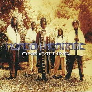 Morgan Heritage - One Calling - 1998 Japan
