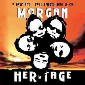 Morgan Heritage - Live In San Francisco - 2005 CD + DVD