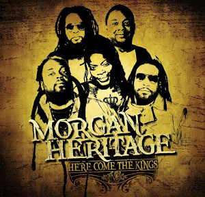 Morgan Heritage - Here Come The Kings - 2013