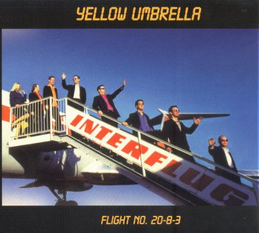 Yellow Umbrella - Flight No. 20-8-3
