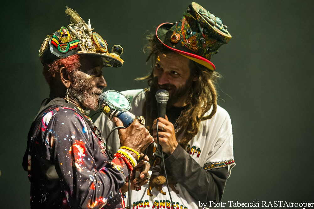 Lee Perry + Puraman