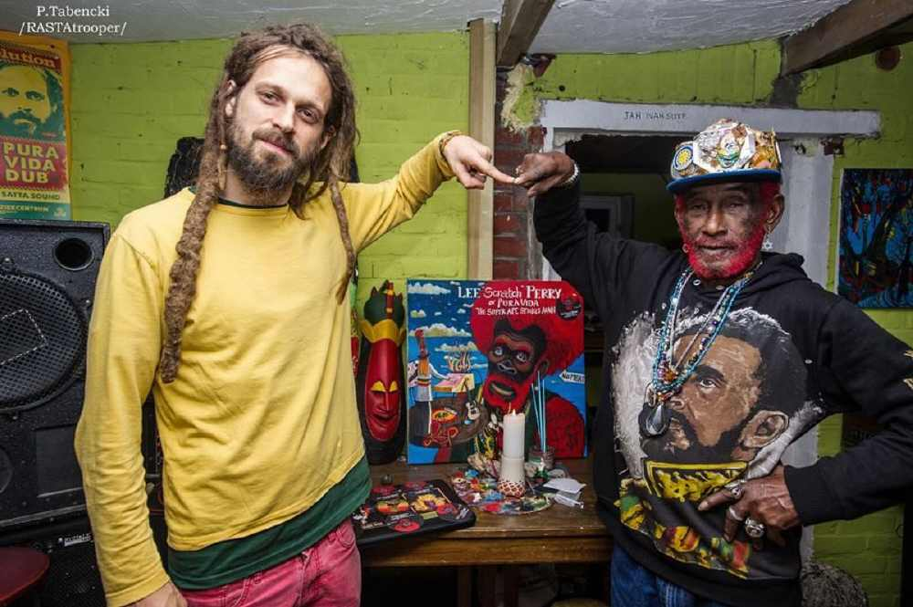 Puraman & Lee Scratch Perry