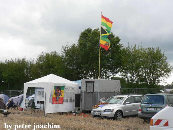 Camping - Stoppelfeld Nord