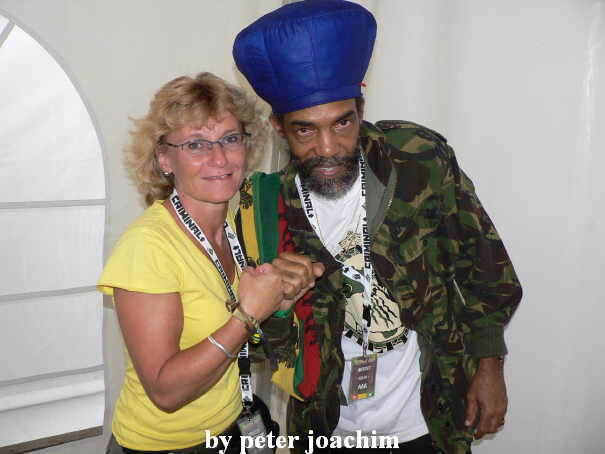 Ras Iqulah and Marion