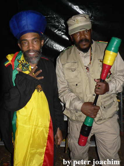 Ras Iqulah and Rod of Iron
