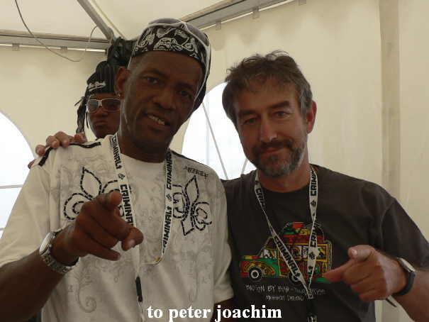 Horace Martin and Peter