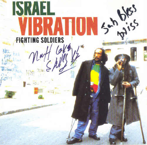 Israel Vibration - Fighting Soldiers - Album 2003