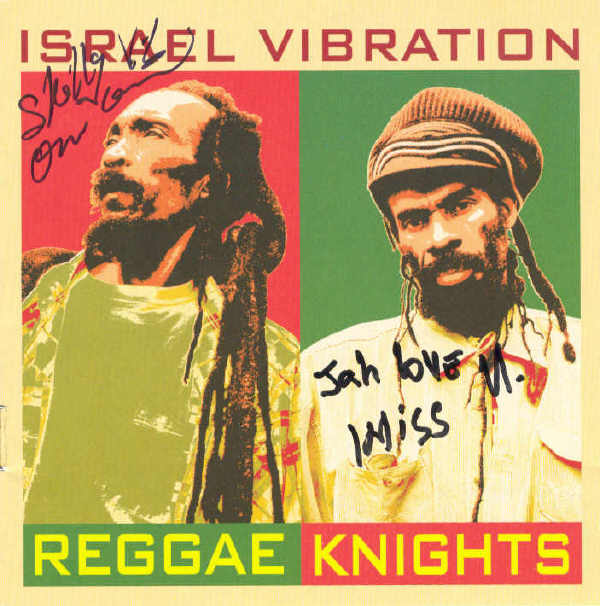 Israel Vibration - Reggae Nights - Album 2010