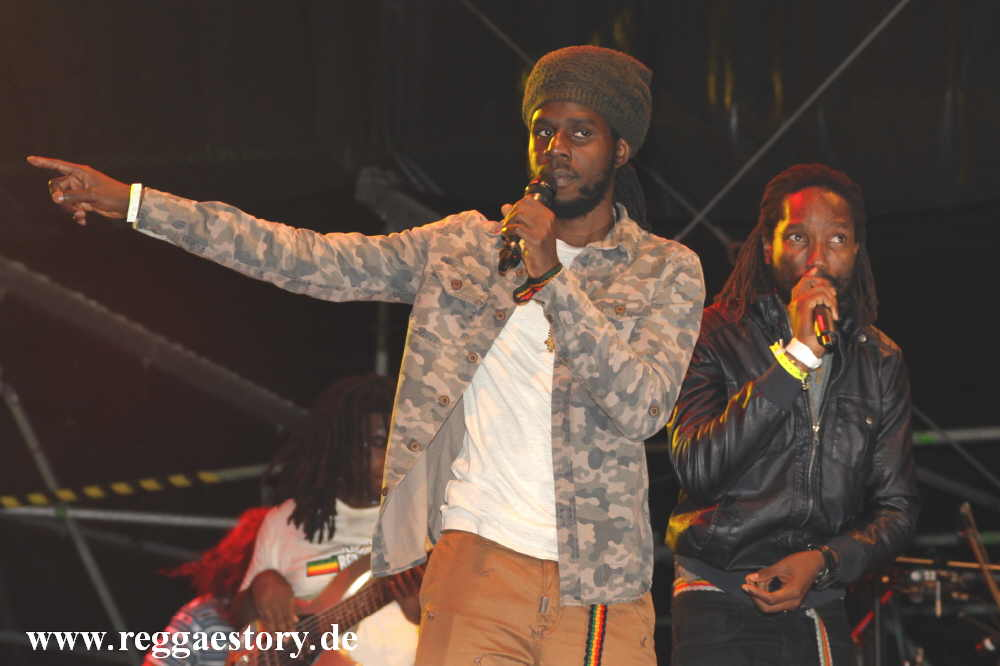 Chronixx & Kabaka Pyramid