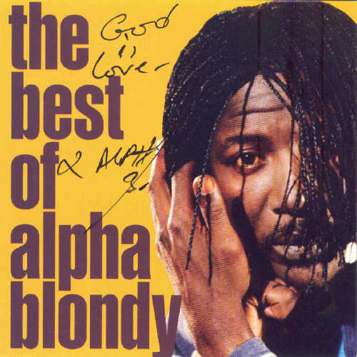 Alpha Blondy - The Best Of - 1996
