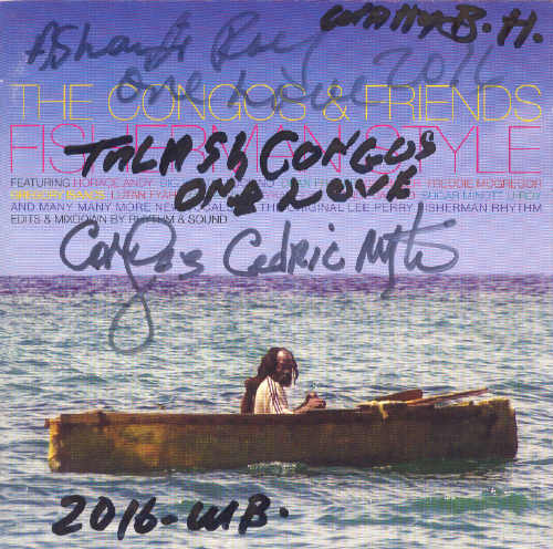 The Congos & Friends - Fisherman Style - Album 2006