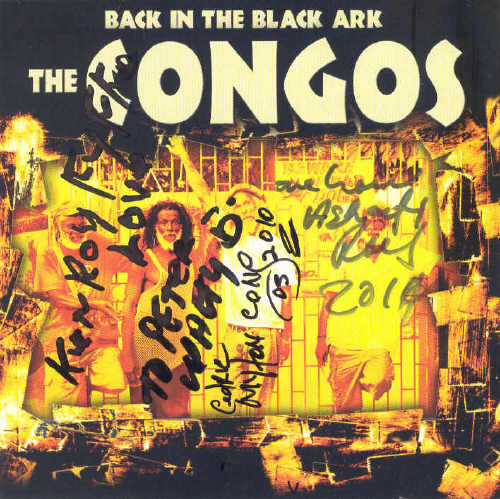 The Congos - Back In The Black Ark - Album 2010