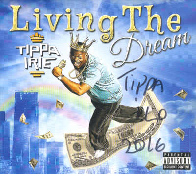 Tippa Irie - Living The Dream