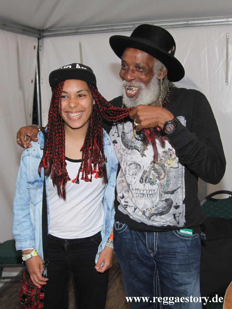 Big Youth + Abdelali Mourid´s Daughter