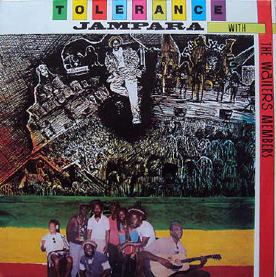 Jampara with The Wailers Members - Tolerance - Album 1992