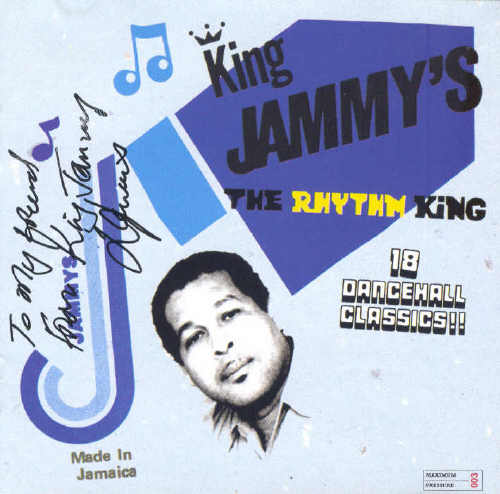 2003 - King Jammys - The Rhythm King