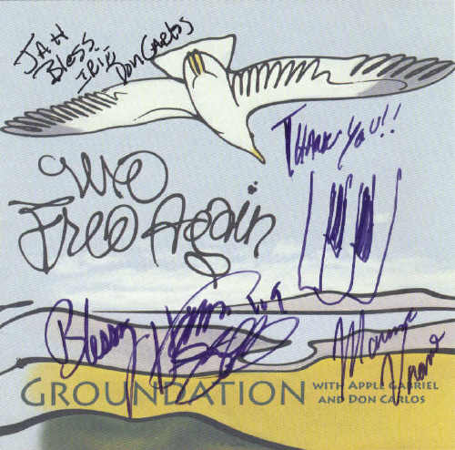 Groundation & Don Carlos - We Free Again - Album 2004