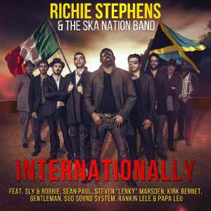 Richie Stephens & Ska Nation Band - Internationally - Album 2016