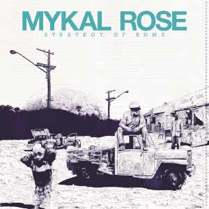 Mykal Rose - Strategy Of Rome - 2017