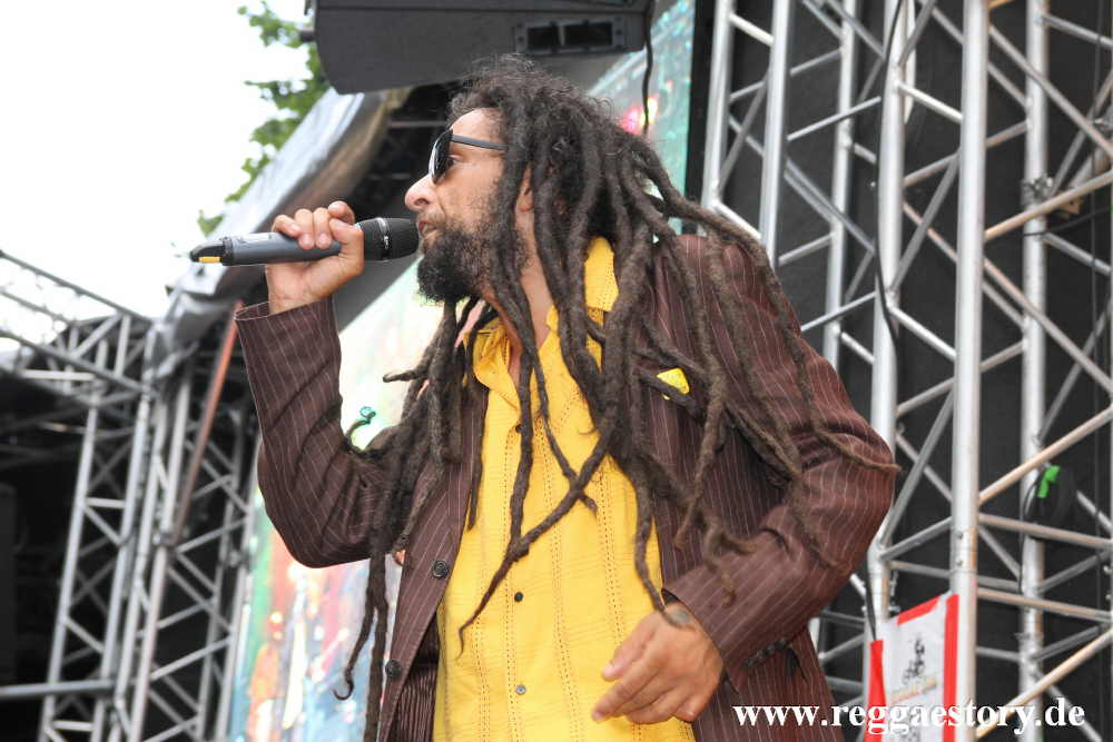 Six Nation - Reggae Jam 2017