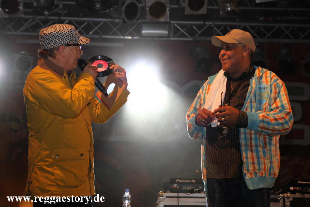 King Jammy & David Rodigan - Reggae Jam 2017