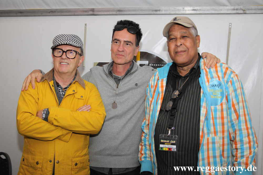 David Rodigan, Ulli Güldner + King Jammy