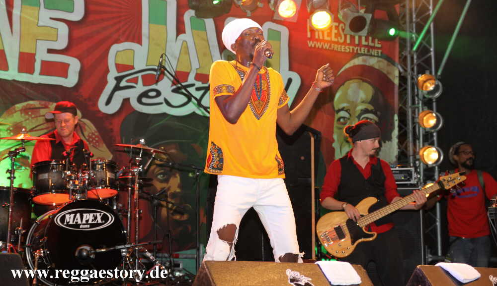 Anthony B - Reggae Jam 2017