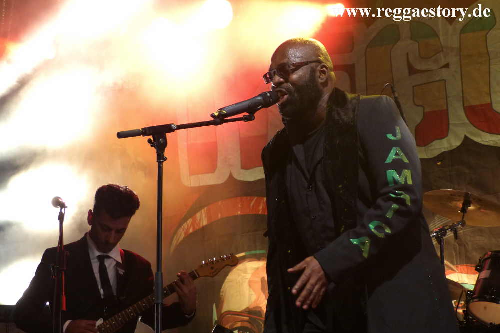 Richie Stephens & Ska Nation - Reggae Jam 2017