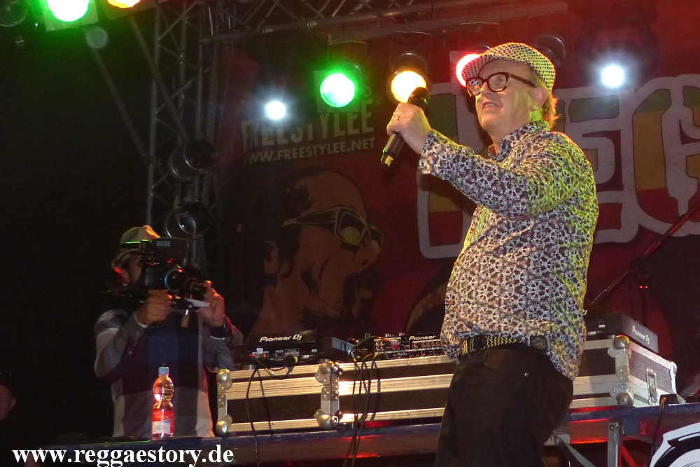 David Rodigan - Reggae Jam 2017
