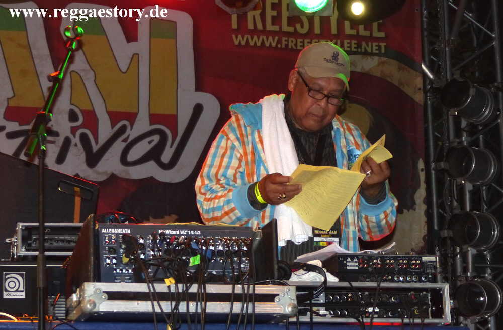 King Jammy - Reggae Jam 2017