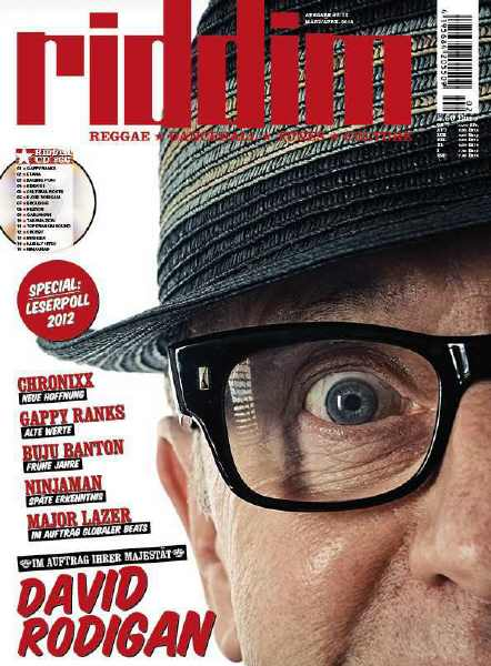 Riddim Magazin - 66 - David Rodigan